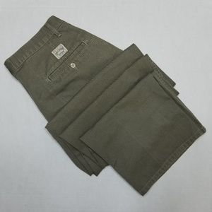 Polo Ralph Lauren Olive Green chino pants double